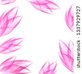 abstract color background | Shutterstock . vector #1337929727