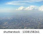 metro manila aerial shot ... | Shutterstock . vector #1338158261