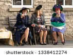 pickering  north yorkshire ... | Shutterstock . vector #1338412274