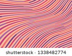 colorful striped background.... | Shutterstock .eps vector #1338482774
