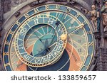 Famous Astronomical Clock In...