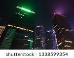 hong kong  china   august 25 ... | Shutterstock . vector #1338599354