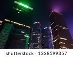 hong kong  china   august 25 ... | Shutterstock . vector #1338599357