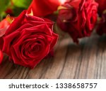funeral and mourning concept  ... | Shutterstock . vector #1338658757