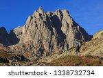 vallee de la claree during a... | Shutterstock . vector #1338732734