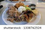 delicious kalua meat | Shutterstock . vector #1338762524