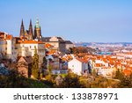 Prague Castle And Lesser Town...
