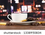 lot of whole lazy cookie with... | Shutterstock . vector #1338950834