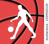 basketball sport design | Shutterstock .eps vector #1339020134