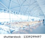 abstract blur and defocused... | Shutterstock . vector #1339299497