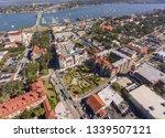 aerial view of lightner museum... | Shutterstock . vector #1339507121