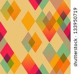 rhombus abstract seamless... | Shutterstock .eps vector #133950719