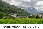 view from the vineyards of...   Shutterstock . vector #1339577117