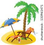 travel vacation vector...   Shutterstock .eps vector #133961471