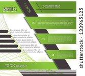 modern design background for... | Shutterstock .eps vector #133965125