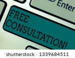 text sign showing free... | Shutterstock . vector #1339684511