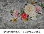 3d Wallpaper  Roses Flower On...
