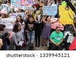 new york  ny   usa   march 15 ... | Shutterstock . vector #1339945121