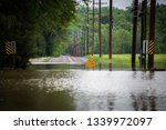 Spring River Flooding Of Rural...