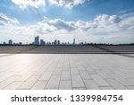 panoramic skyline and modern... | Shutterstock . vector #1339984754