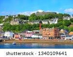 Coastal Town Of Oban  Scotland...