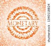 monetary abstract emblem ... | Shutterstock .eps vector #1340118824