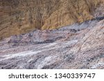 bizarre formations of salt dome ... | Shutterstock . vector #1340339747