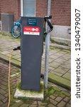 amsterdam  netherlands  ... | Shutterstock . vector #1340479007