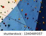 close up of climbing exercise... | Shutterstock . vector #1340489357