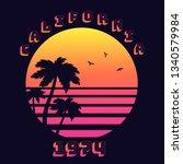 Summer Tropical Text California ...