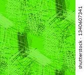 various hatches. seamless...   Shutterstock .eps vector #1340607341
