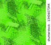 various pen hatches. seamless...   Shutterstock .eps vector #1340607344