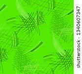 various pencil hatches....   Shutterstock .eps vector #1340607347