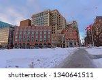 ottawa  canada  february 16 ... | Shutterstock . vector #1340641511