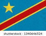 democratic republic of the... | Shutterstock . vector #1340646524