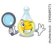 detective sesame oil isolated...   Shutterstock .eps vector #1340689271