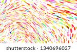 colourful simple abstract... | Shutterstock .eps vector #1340696027