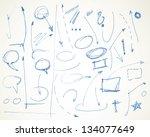 Vector Doodle Symbol Design...