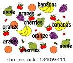 fruit | Shutterstock . vector #134093411