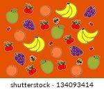 fruit | Shutterstock . vector #134093414