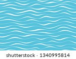 wave pattern seamless abstract... | Shutterstock .eps vector #1340995814