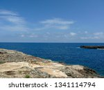 view from  old historic... | Shutterstock . vector #1341114794