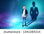 the choice of profession  the... | Shutterstock . vector #1341385214