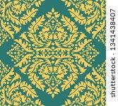 classic seamless vector pattern....   Shutterstock .eps vector #1341438407