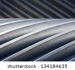 a thread of gear close up | Shutterstock . vector #134184635
