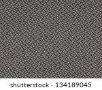 dark grey fabric texture... | Shutterstock . vector #134189045