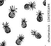 vector illustration tropical...   Shutterstock .eps vector #1341931694
