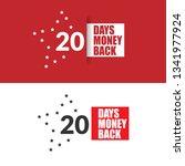 20 days money back sign  ...