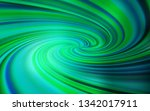 light green vector blurred... | Shutterstock .eps vector #1342017911