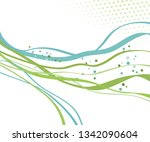 flyer design content background....   Shutterstock .eps vector #1342090604